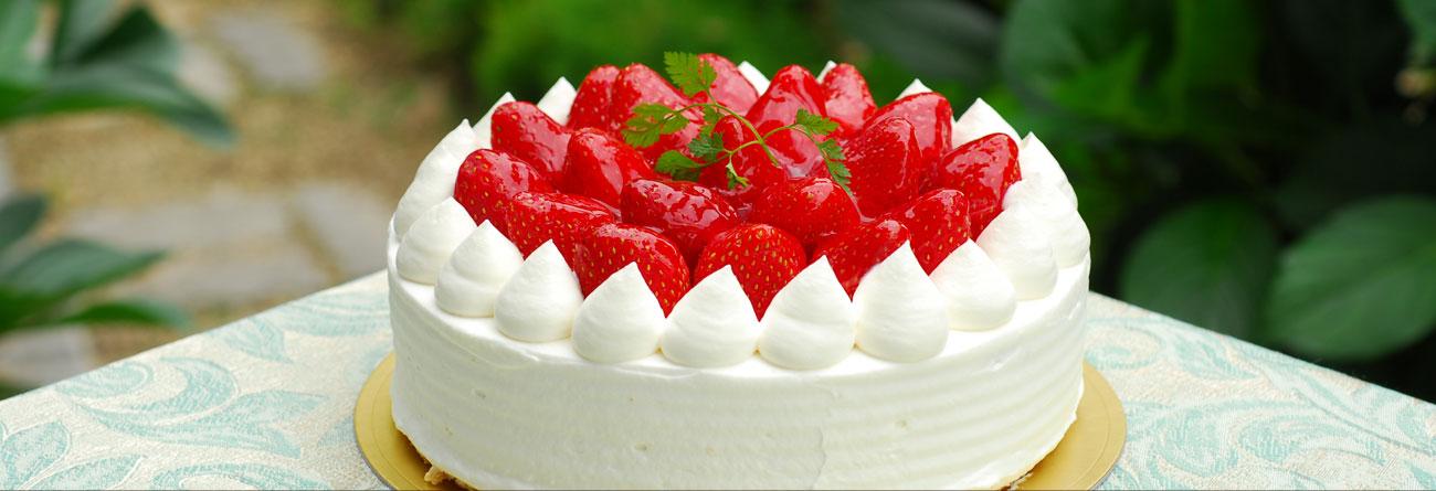 ハウス アンジュ ケーキ